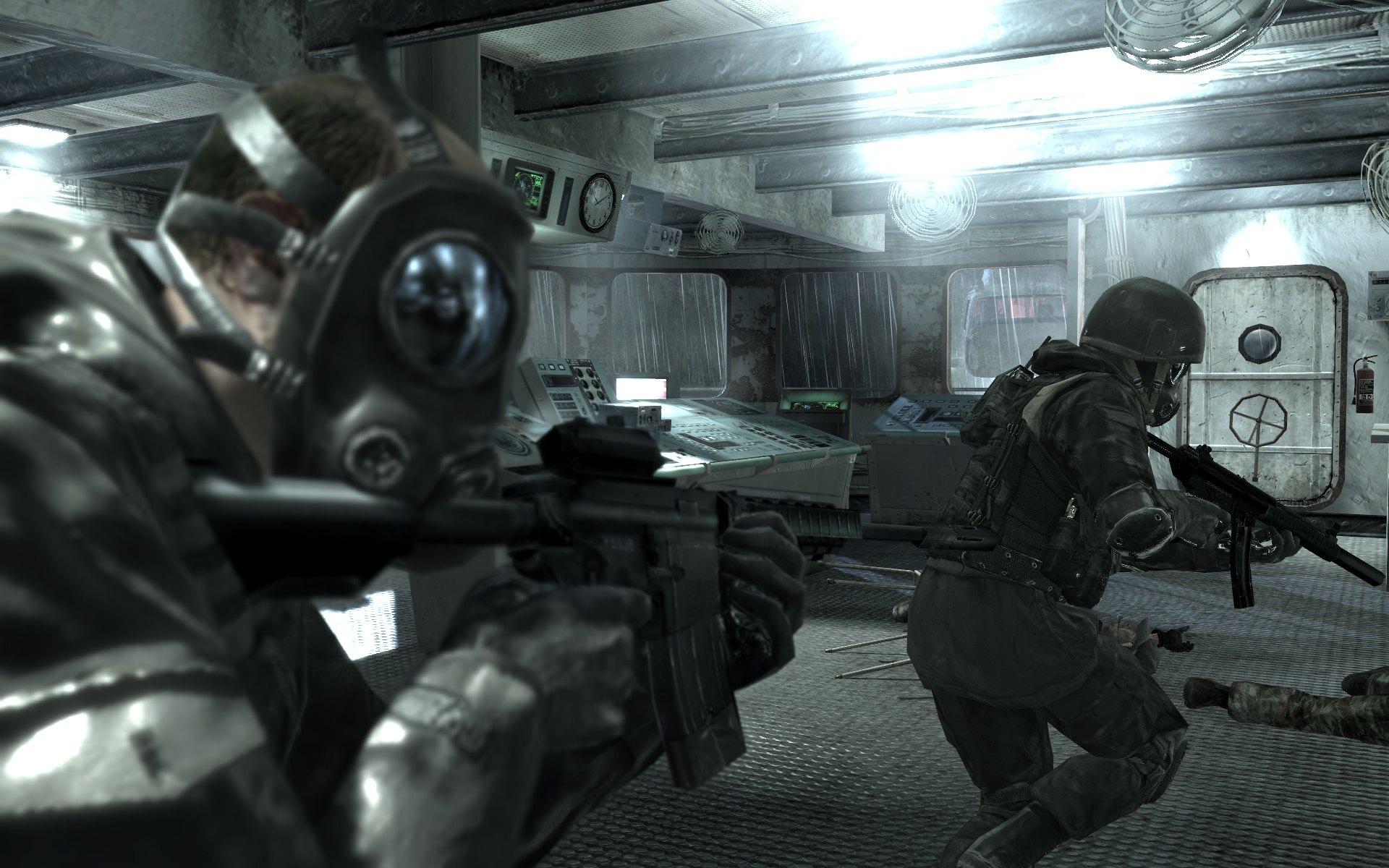 Call of Duty4 MW и Call of Duty4 MW2 по сети(код4) .